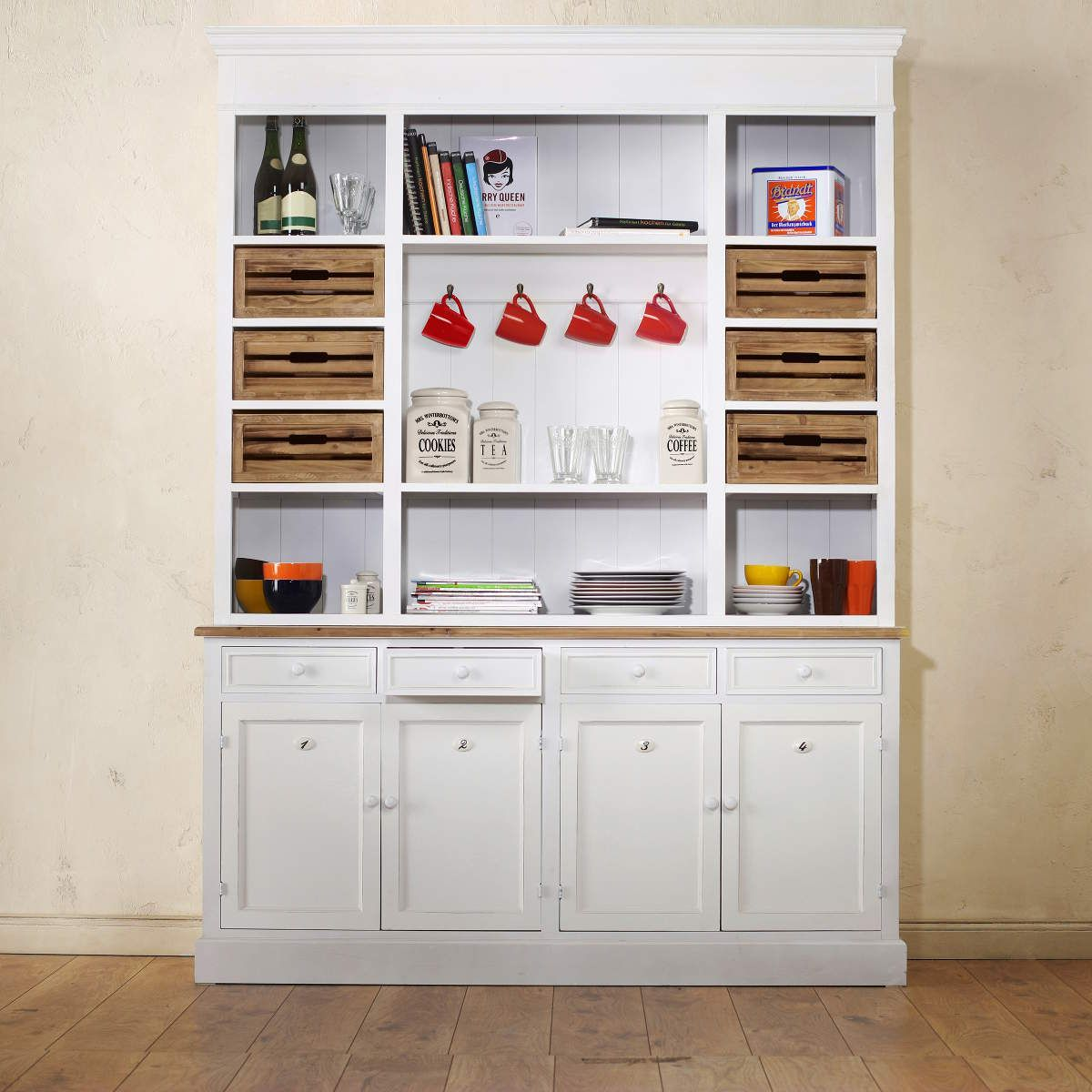 Butlers Küche Quotchampagne Quot Buffetschrank Butlers Möbel Cupboard