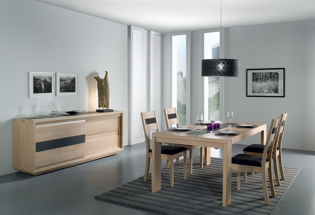 cr er la d co de ma pi ce salon salle a manger en fonction de la cuisine la deco manger et la. Black Bedroom Furniture Sets. Home Design Ideas