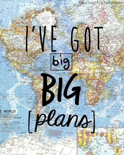 Image result for We have big big plans