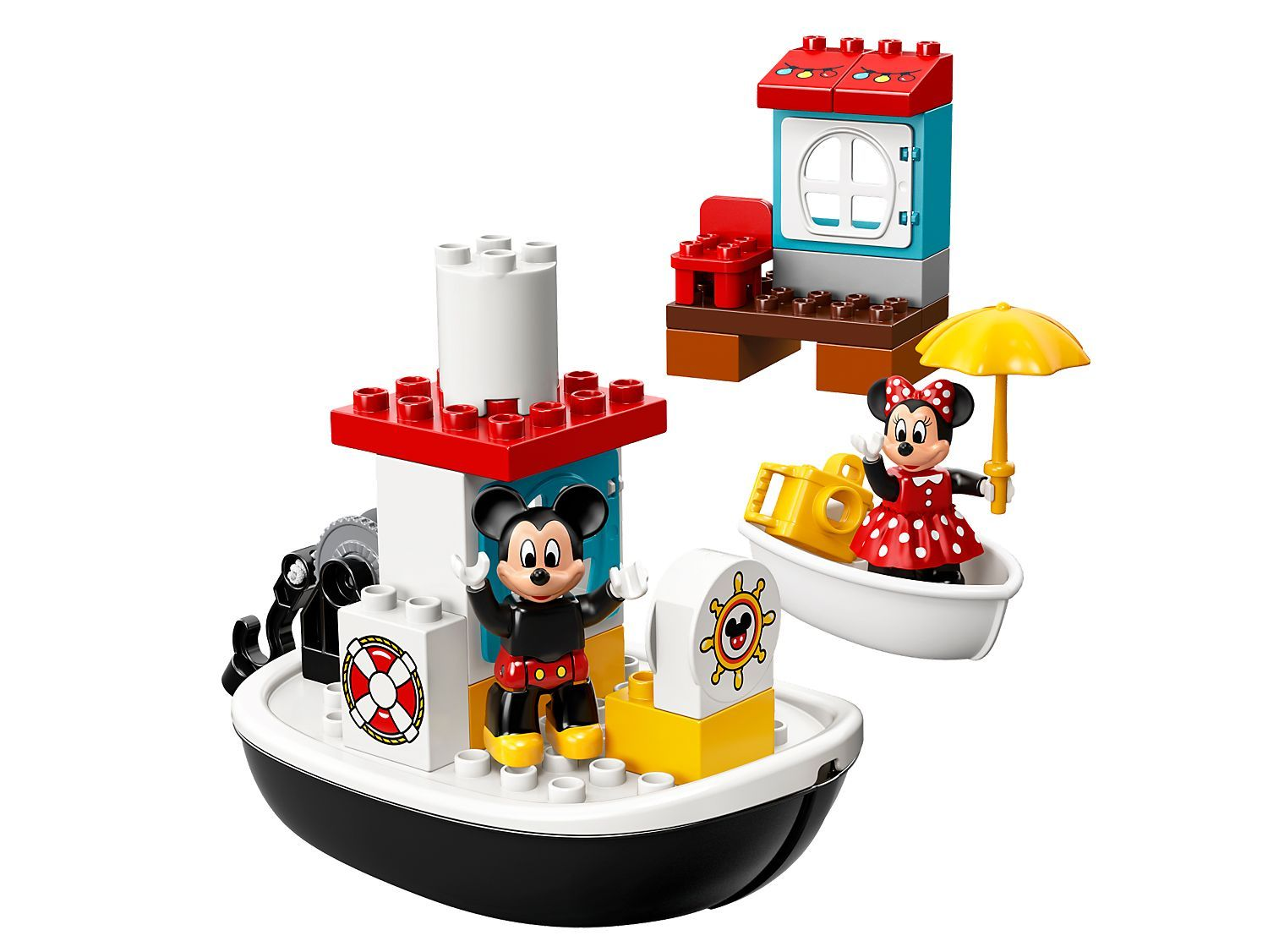 Mickey's Boat 10881 Disney™ Buy online at the Official