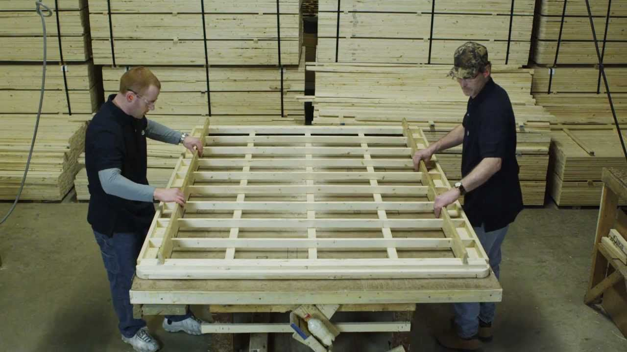 Crafting A Capitol Bedding Box Spring And Mattress Box Bed