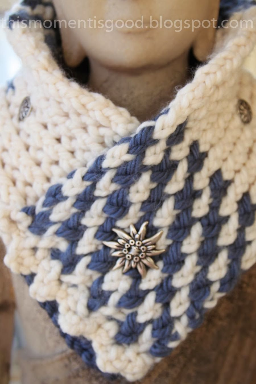 LOOM KNIT SAMPLER COWL/SCARF | Cowl scarf, Loom knitting and Patterns