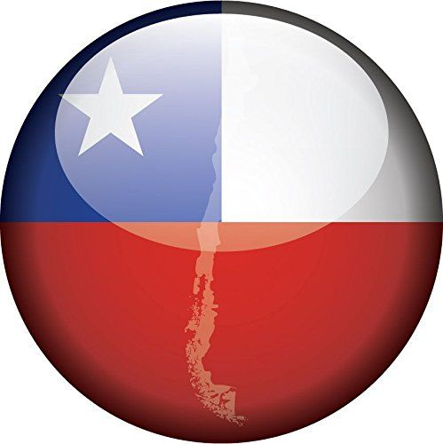 Chile Glossy Map Flag Label Home Decal Vinyl Sticker 12 X 12 Click On The Image For Additional Details This Is An Vinyl Sticker Window Stickers Glossy
