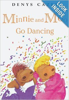 Minnie and Moo Go Dancing (Minnie and Moo (DK Paperback)): Denys Cazet: 9780789425362: Amazon.com: Books