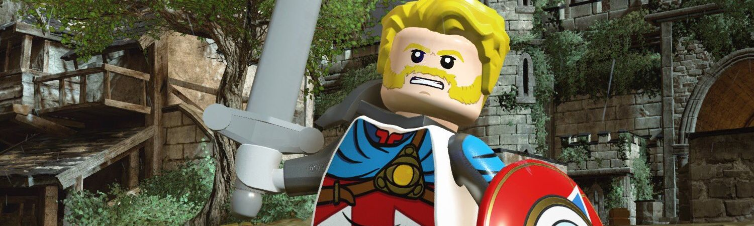 Tons of licensed properties later, the LEGO franchise returns to the ...