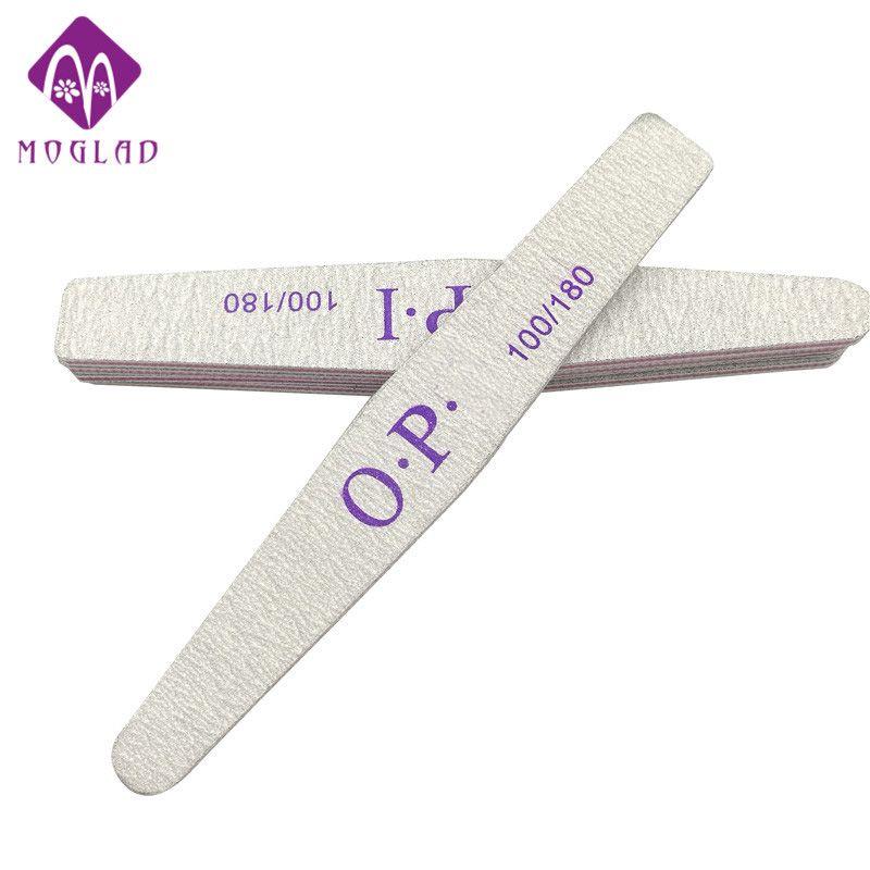 5PCS/lot diamond nail file custom printed nail file sandpaper nail ...
