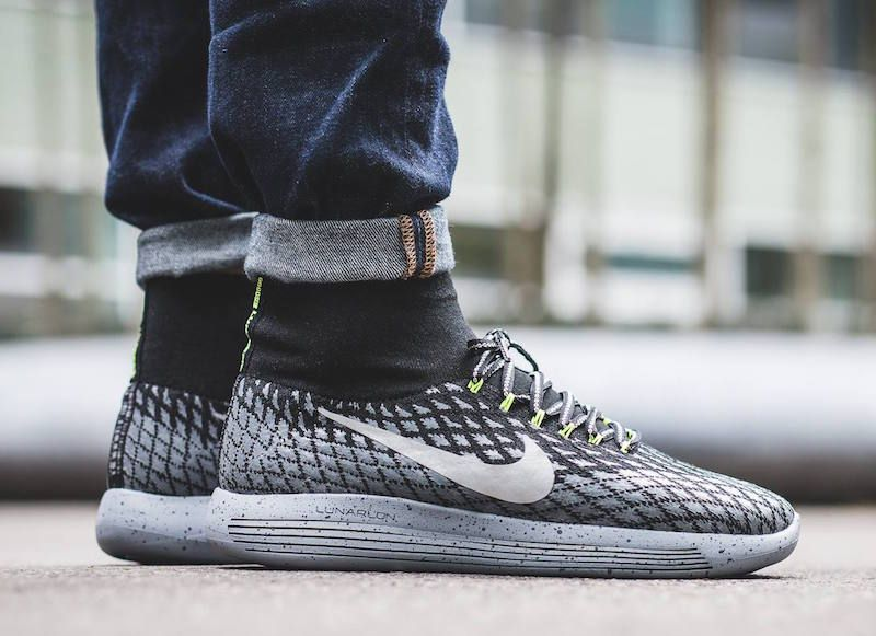 46c89067055984 Protect Your Feet From The Cold And Rain With The Nike LunarEpic Flyknit  Shield