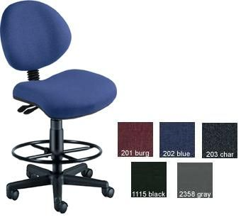 Ofm 241 Dk 24 Hour Computer Multi Shift Adjustable Task Chair