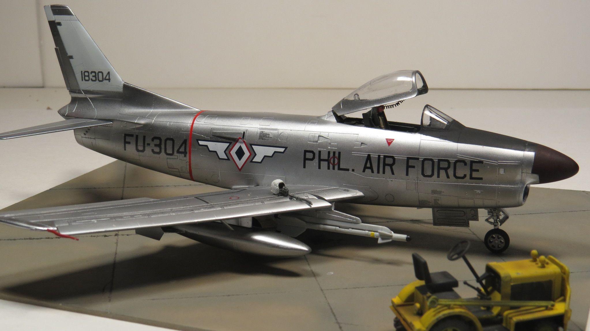 F-86D Sabredog