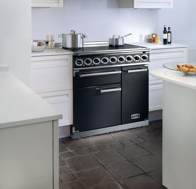 Piano De Cuisson Modèles Pour Une Cuisine De Chef Kitchens - Cuisiniere falcon pour idees de deco de cuisine