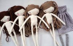 las sandalias de ana: doll