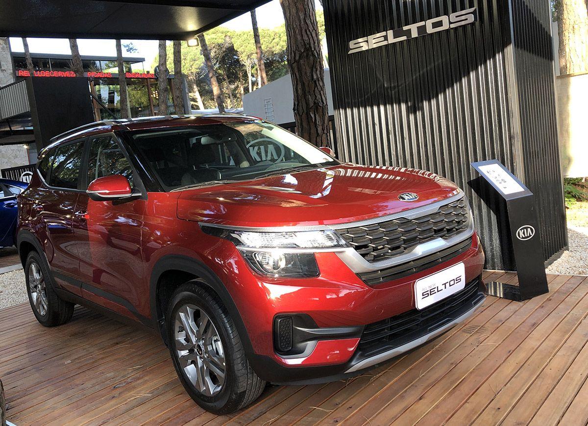 La Nueva Kia Seltos Llego A Carilo Lanzamiento A Mediados De 2020 En 2020 Argentina Ford Ecosport Lanzamiento