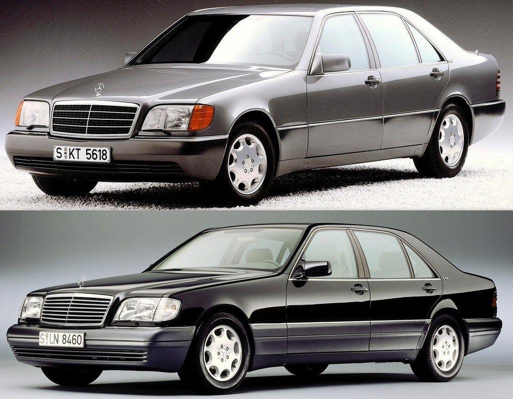 W140 Mercedes Benz Tarihcesi Klasikotom Com Benz Mercedes Mercedes Benz