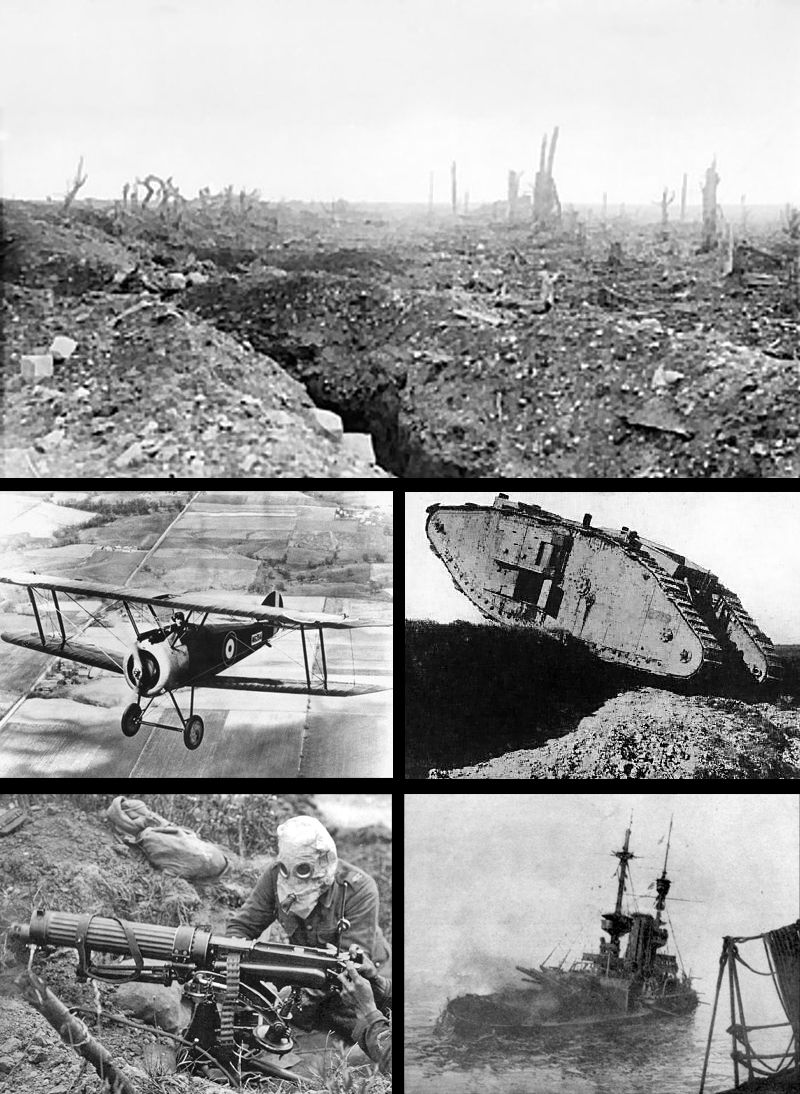 Militarism in ww1 was one of the MAIN causes due to the fact of ...