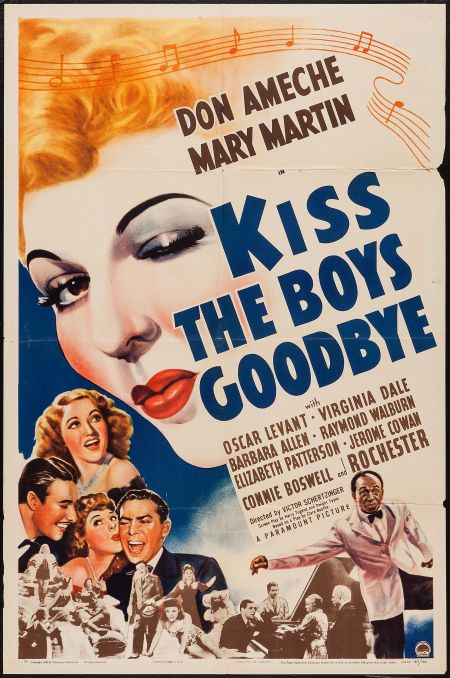Download Kiss the Boys Goodbye Full-Movie Free