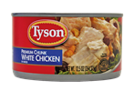 Only 60 cals, 0 carbs, and 13g protein, a great & EASY way to work up some chicken salad. Use Walden Farms Creamy Bacon dressing instead of mayonnaise for zero cals, zero carbs, and zero fat = YUM!   --Heather