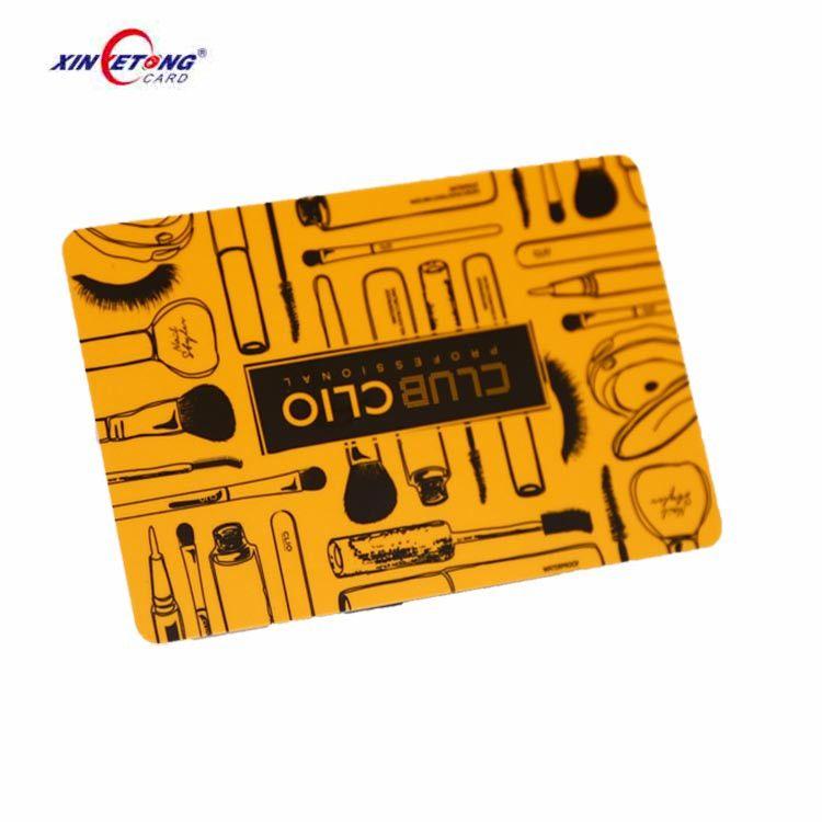 13.56Mhz RFID Fudan F08 Chip Sticker Business Card sticker | alibaba ...