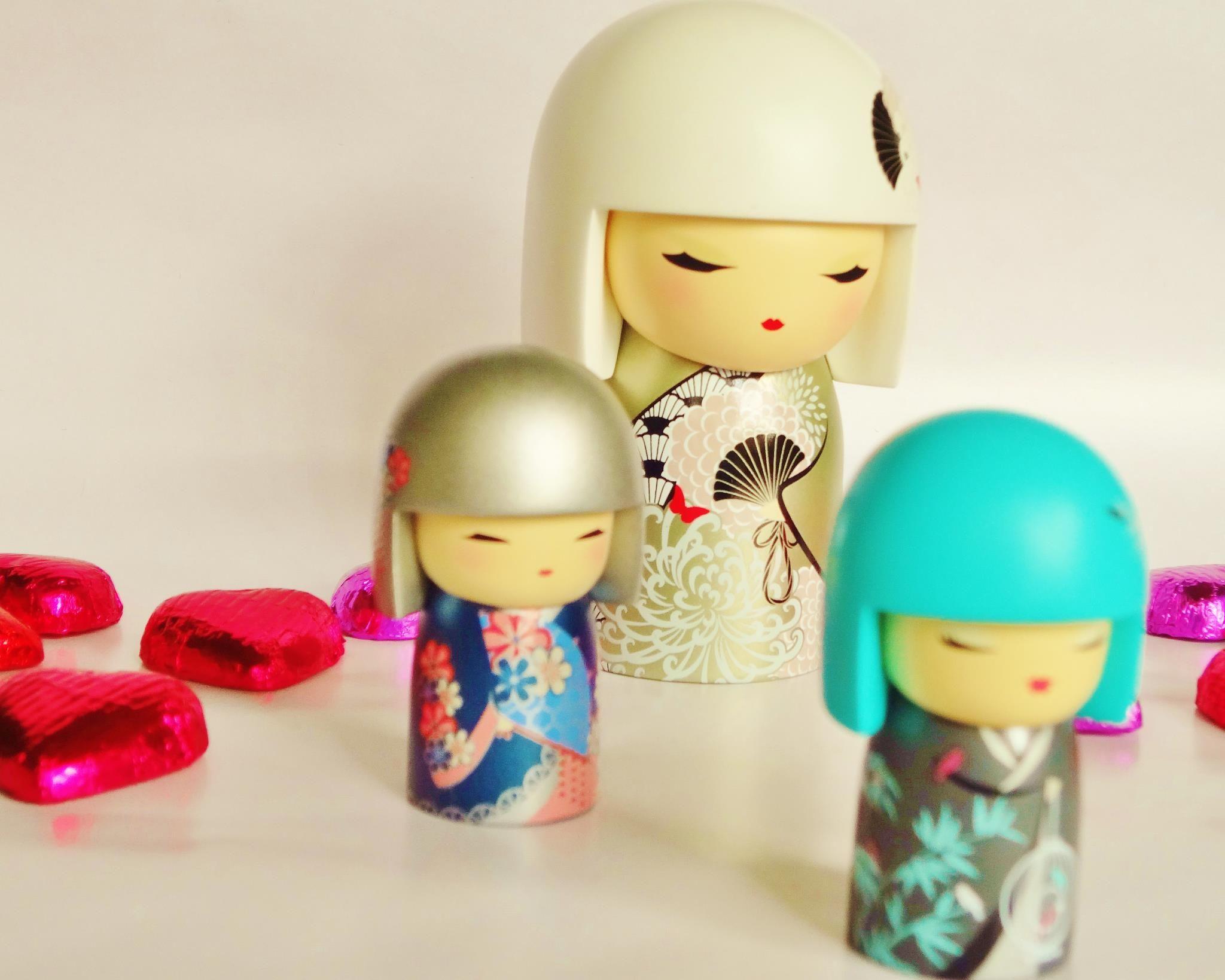 Japanese Kimmidolls