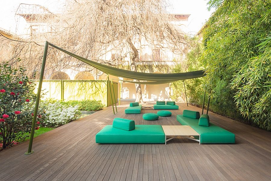 Luxurious Decor Collection From Paola Lenti Redefines Your Outdoor - auswahl materialien terrassenuberdachung