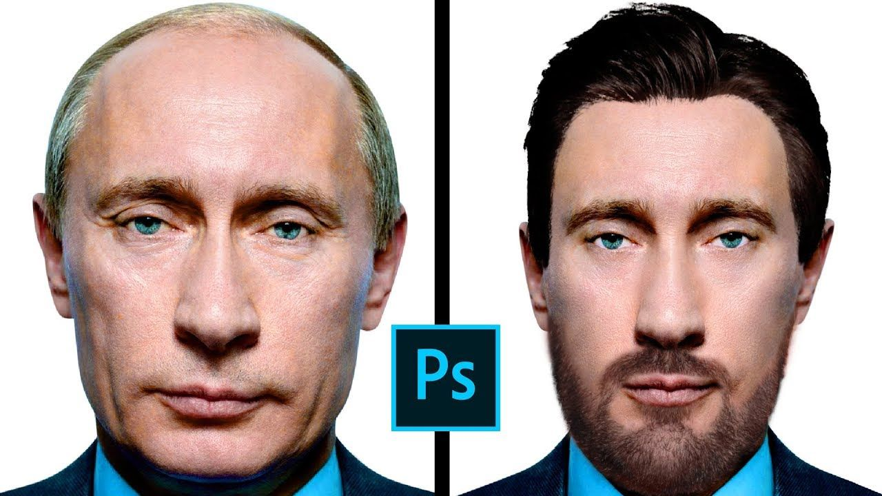 Vladimir Putin Extreme Makeover Watch Vladimir