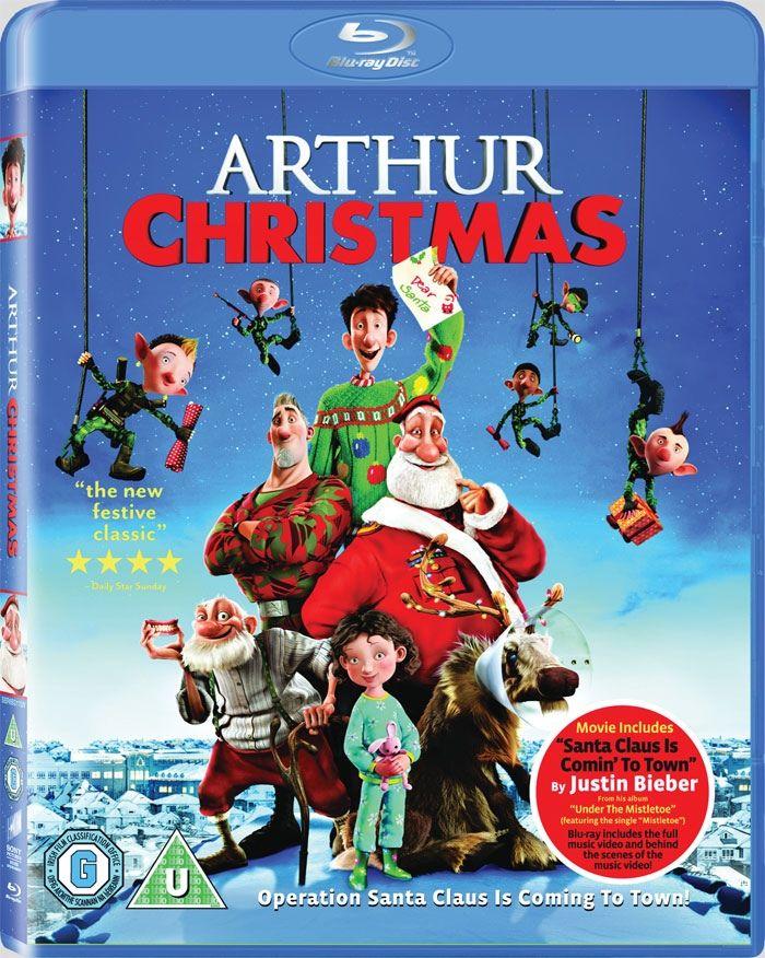 arthur christmas arthur christmas uk dvd r2 bd - Arthur Christmas Dvd