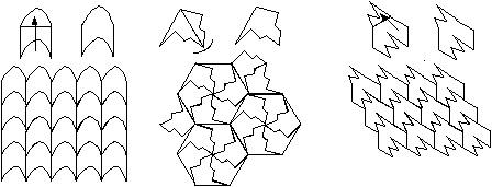 Tessellated Designs