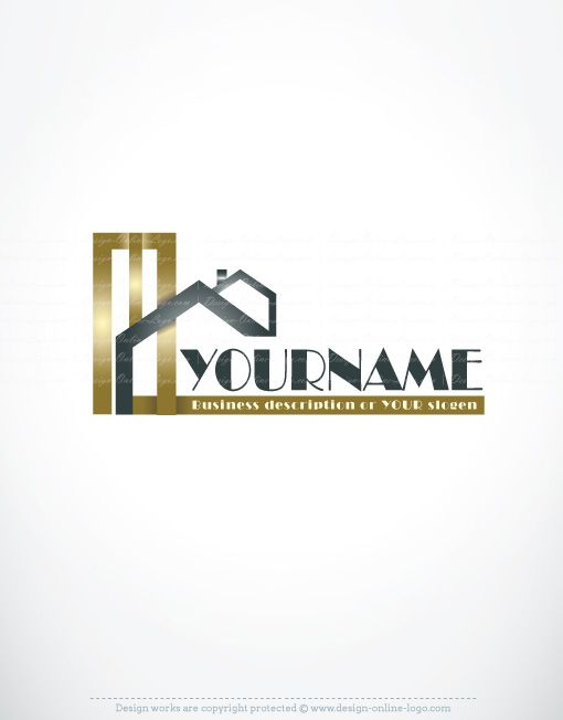 real estate logos | Eco International Real Estate Logo | Real ...