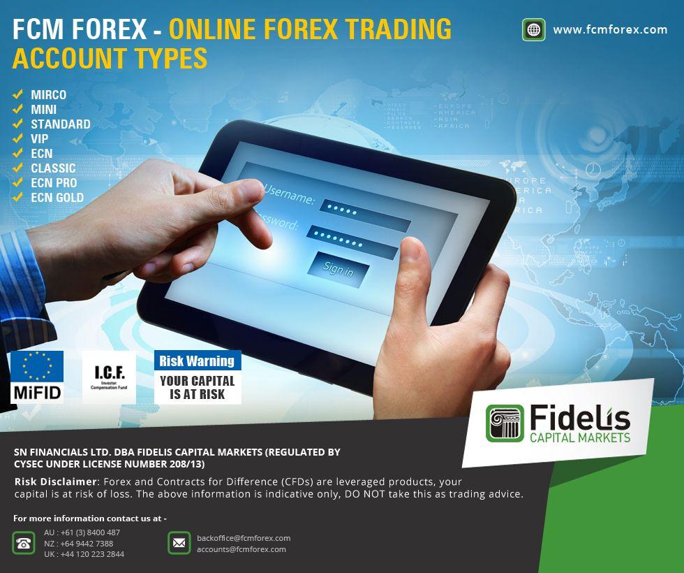 Fidelis cm ecn forex broker