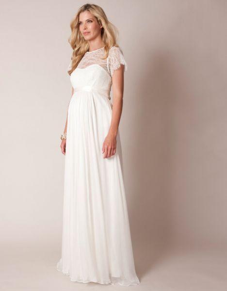 3daec3c1 Panna Młoda w ciąży! Prezentujemy najpiękniejsze suknie ślubne dla ...