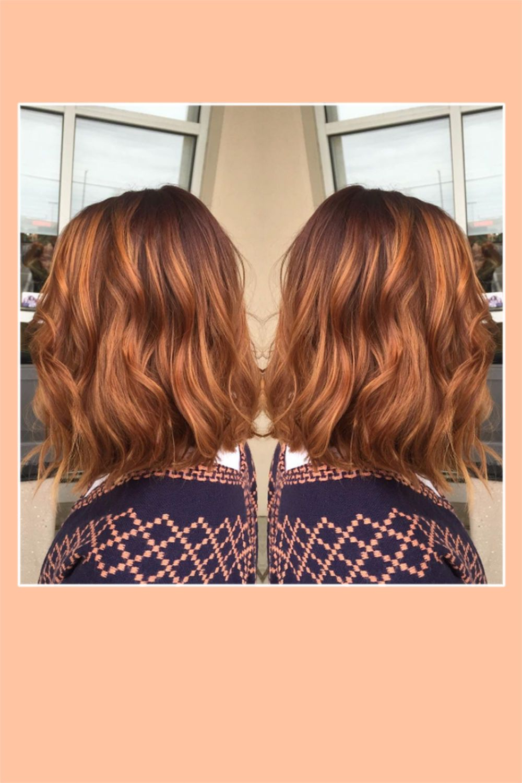 Rotbraune Haare Trend Pumpkin Spice Hair In 2019 Hair Nails
