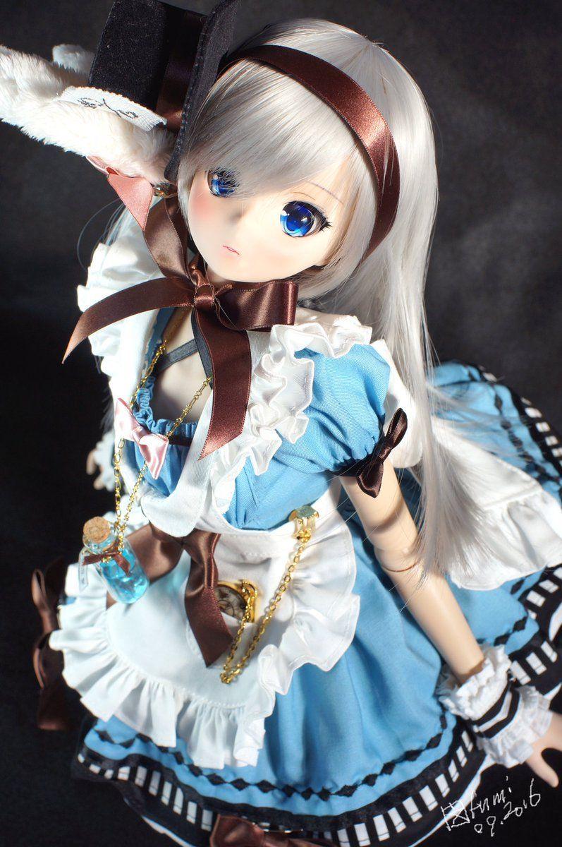 さくら花びら水着千歳 01 smartdoll スマートドール 白澤千歳 chitoseshirasawa smart doll doll face beautiful dolls