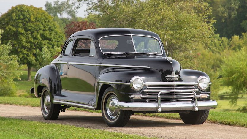 1948 Plymouth Special Deluxe | F87 | Chicago 2019 | Mecum Auctions