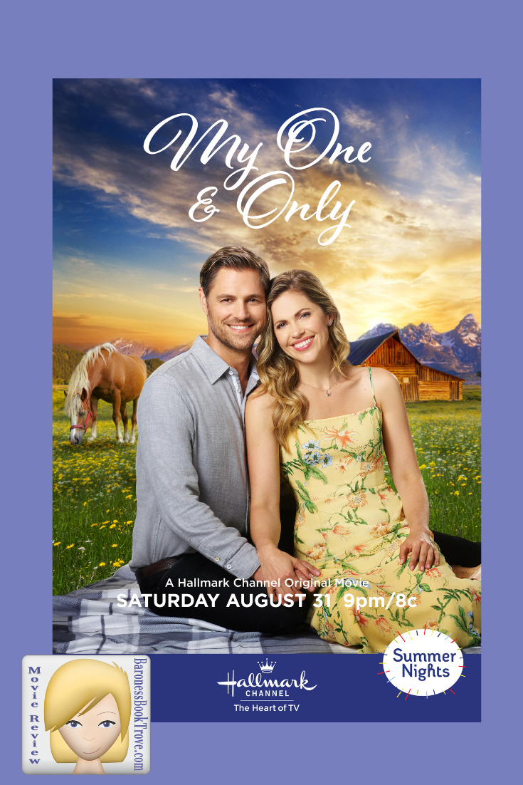 Hello. I have a movie review for you guys to take a look at. It's for My One and Only from Hallmark. It is a part of their Summer Nights. #moviereview #romance #SummerNights #MyOneandOnly