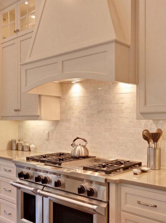 53 Pretty White Kitchen Design Ideas Kitchen design, Kitchens and