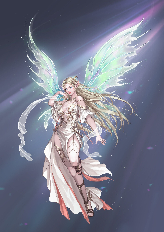 Pin By Santos Acioly On Rpg Female Character 25 Anime Angel Girl Fantasy Artwork Anime Demon Boy 25 anime art fantasy wallpapers