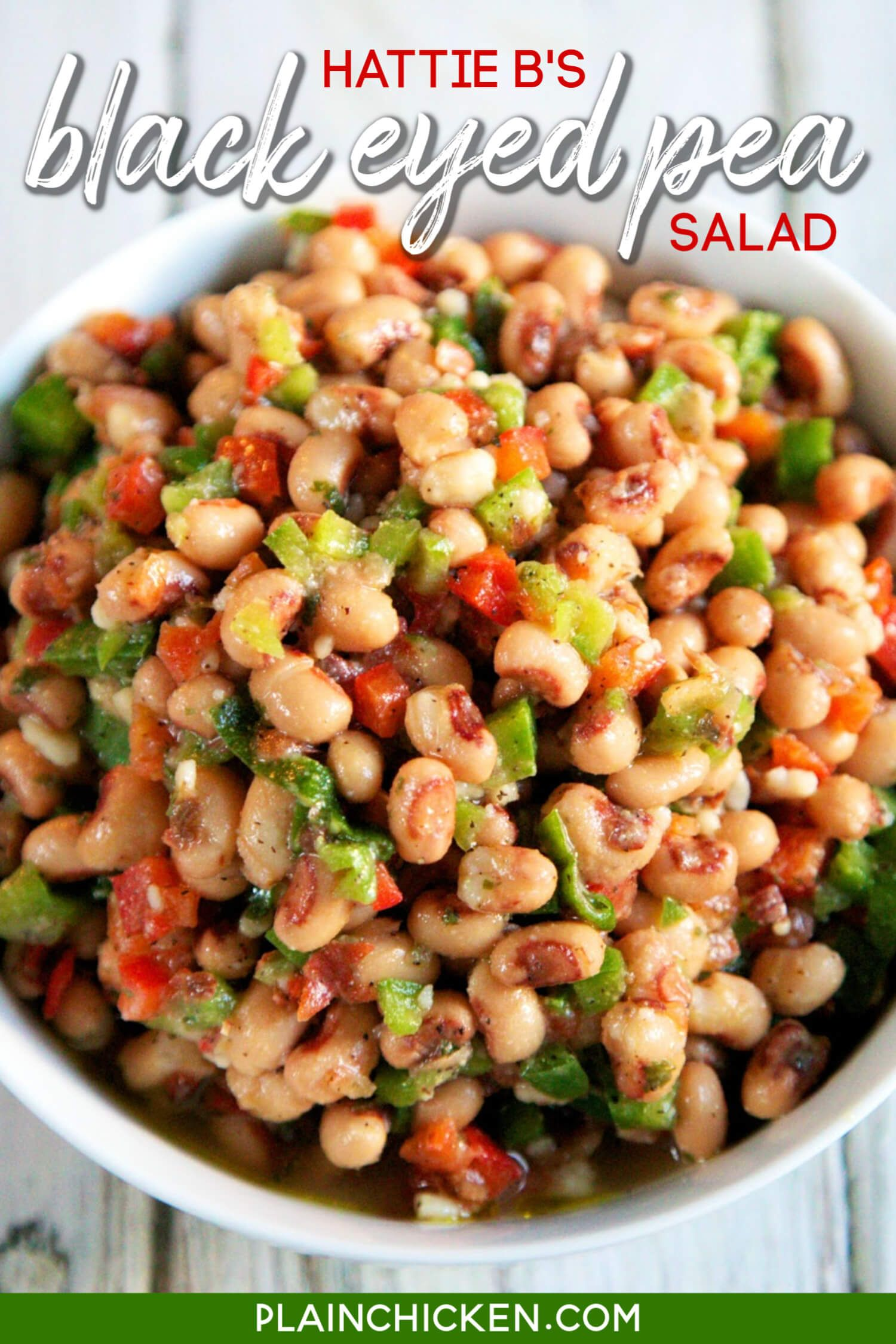 Restaurant Pea Salad Recipe