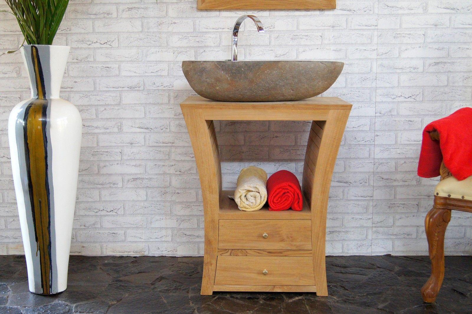 Badezimmer Unterschrank Holz Pinterest