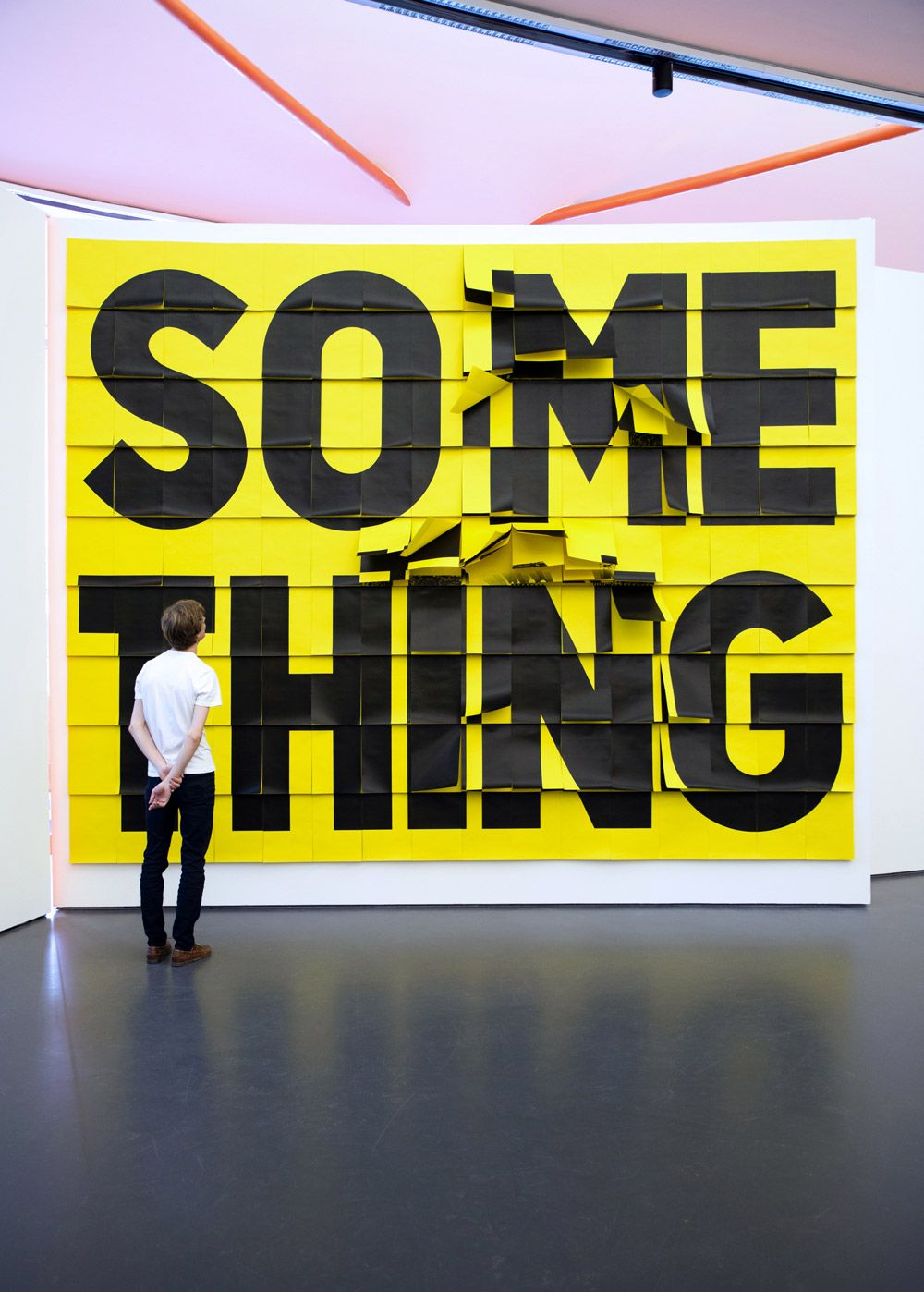 SOMETHING / @ Visuelle