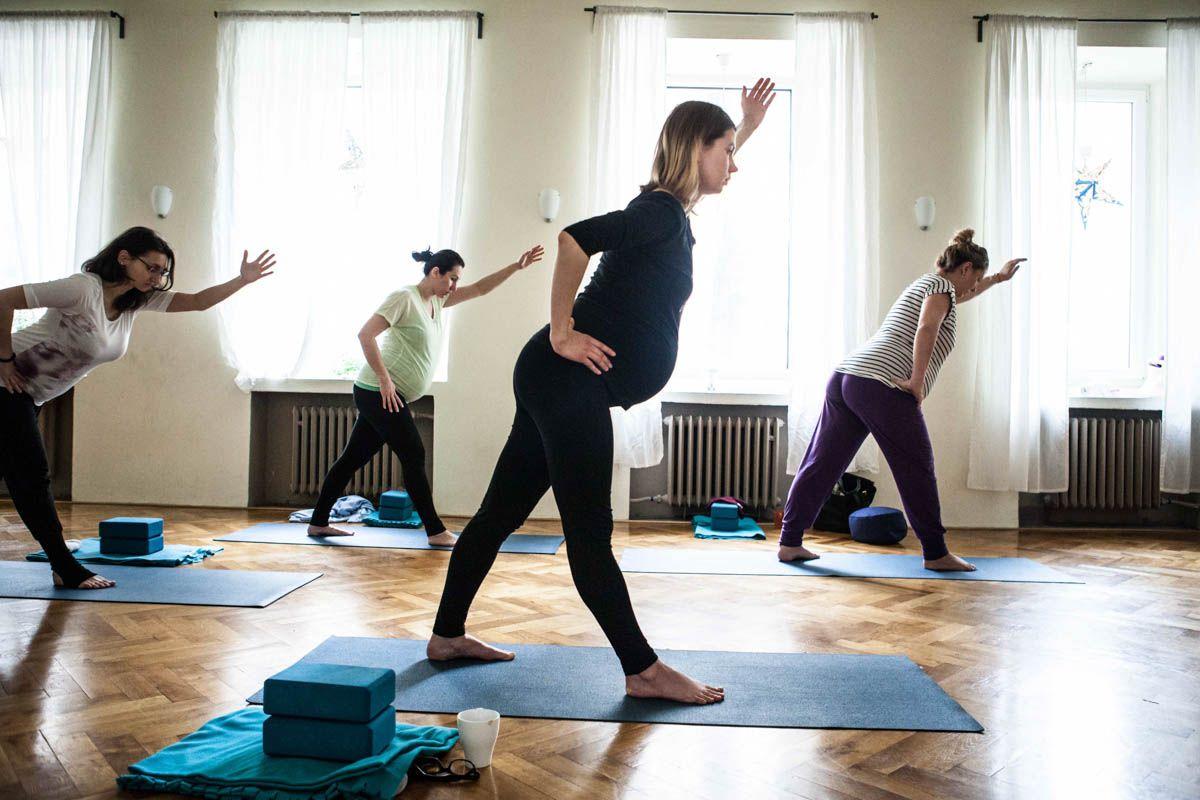Ako cvičiť v tehotenstve?
