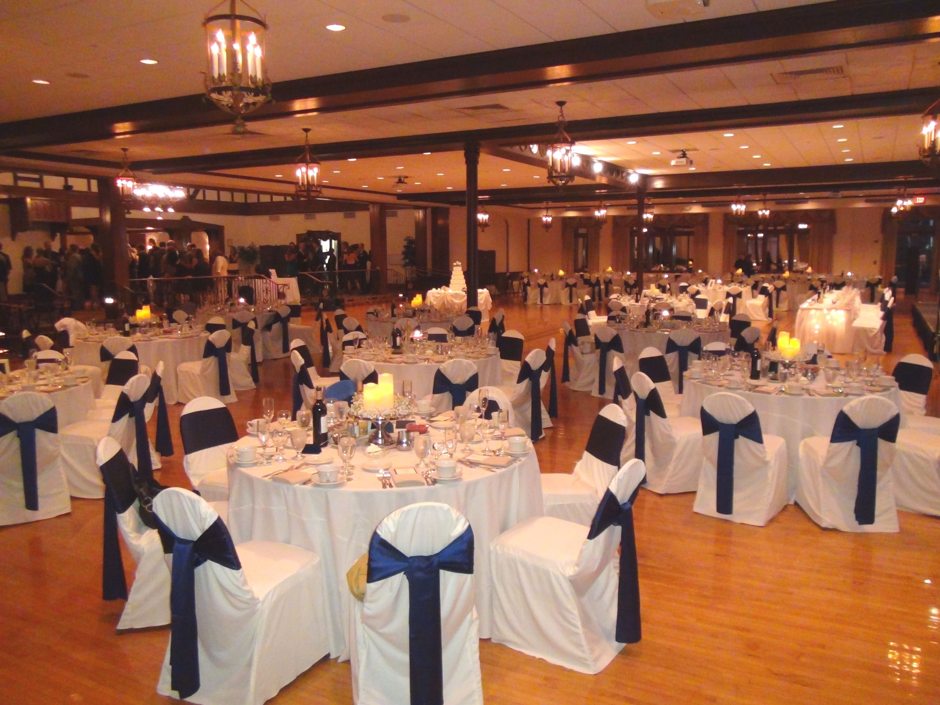 This Is The Ballroom At Chevy Chase Country Club Ideal Chicago Wedding DJ Experience