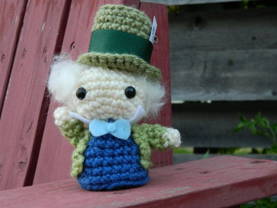 Disney Series  Mad Hatter from Alice in by HoneyBeeLovely93, $20.00