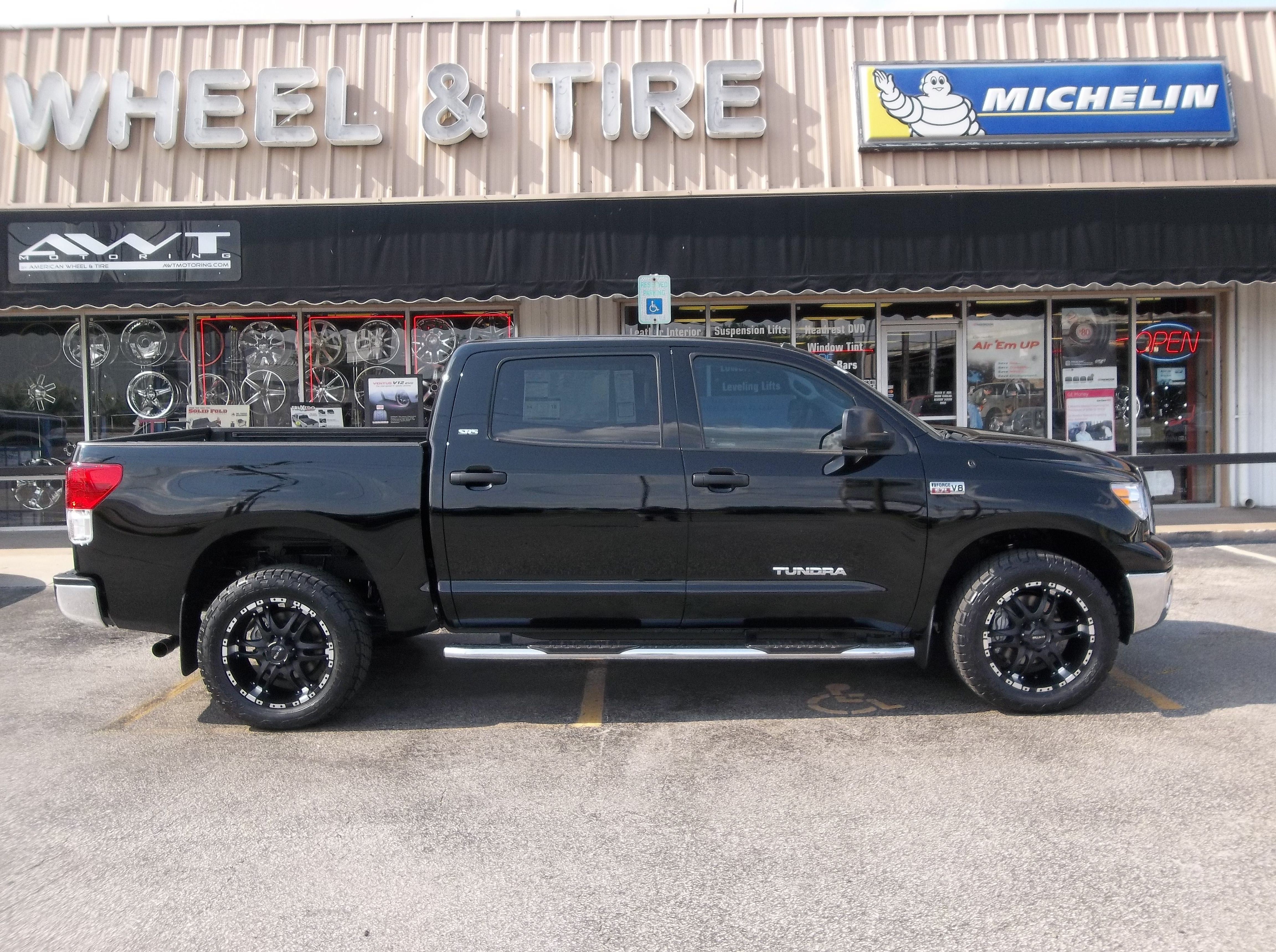 We offer fitment guarantee on our rims for toyota tundra all toyota tundra rims for sale ship free with fast easy returns shop now