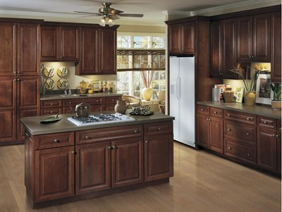 LaCerise Style Cabinets by Armstrong | Kitchen cabinets ...