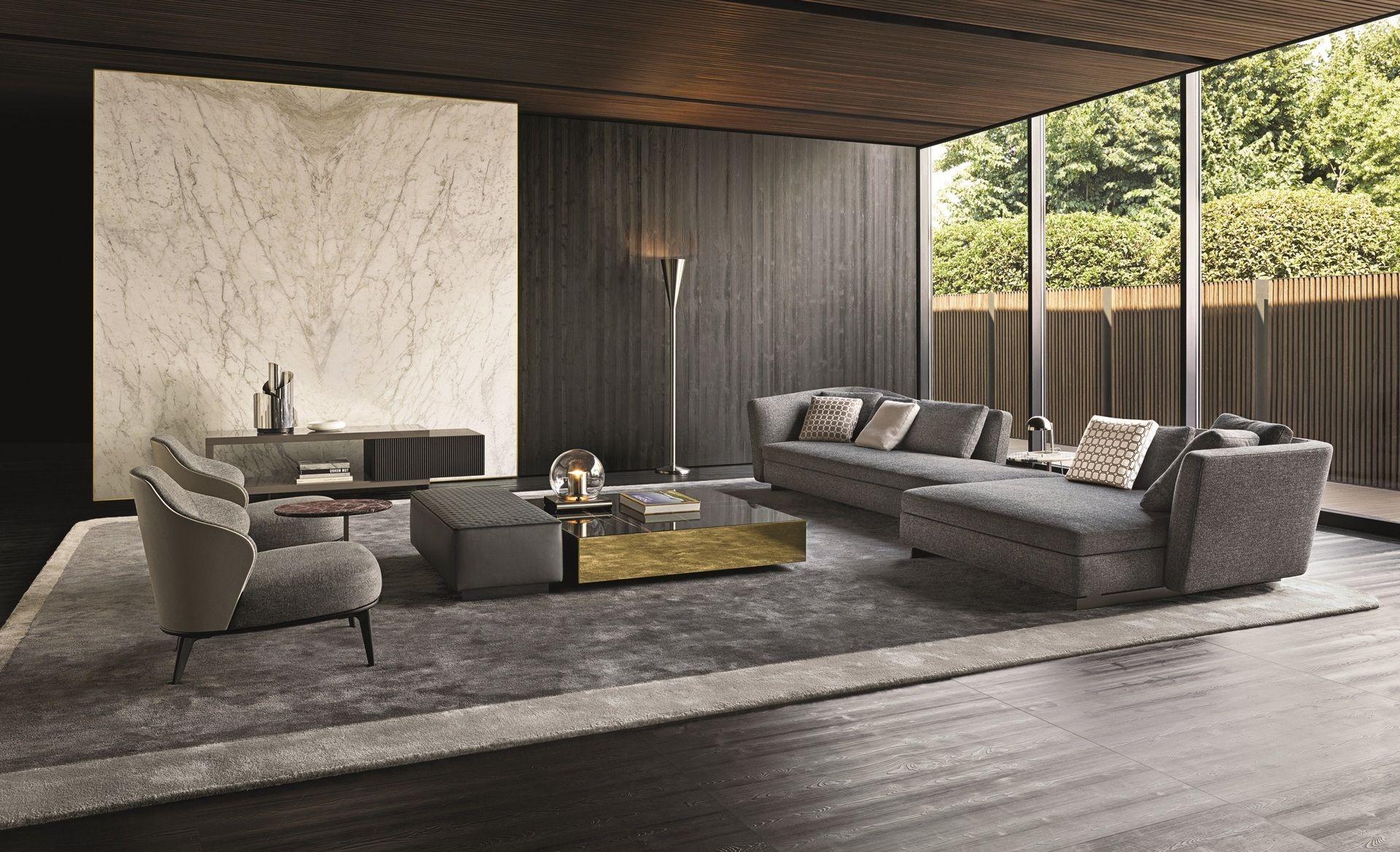 Modernes Wohnen Wohnzimmer Moderne Designer Tv Wand Tv Lowboard Im