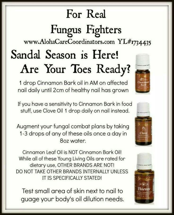 Fungus Nail Young Living   Oils for nails   Pinterest ...