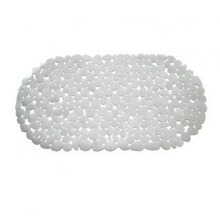 White Non Slip Pebble Bath Mat Quick Info Price 7 00 Trendy