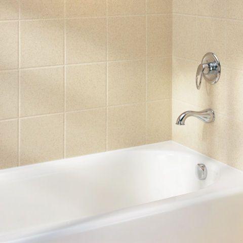 Corian Bath Walls For Bath Tub Installations Shown In Aurora(996 ...