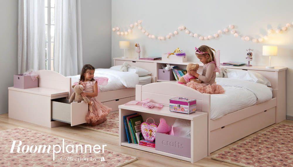 550 dormitoriolacado con camas gemelas   Mi casita   Pinterest ...