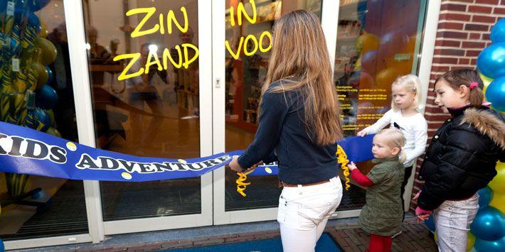 Kids Adventure Week van 22 februari - 1 maart in Zandvoort aan Zee. Een week waarin kinderen de baas zijn!