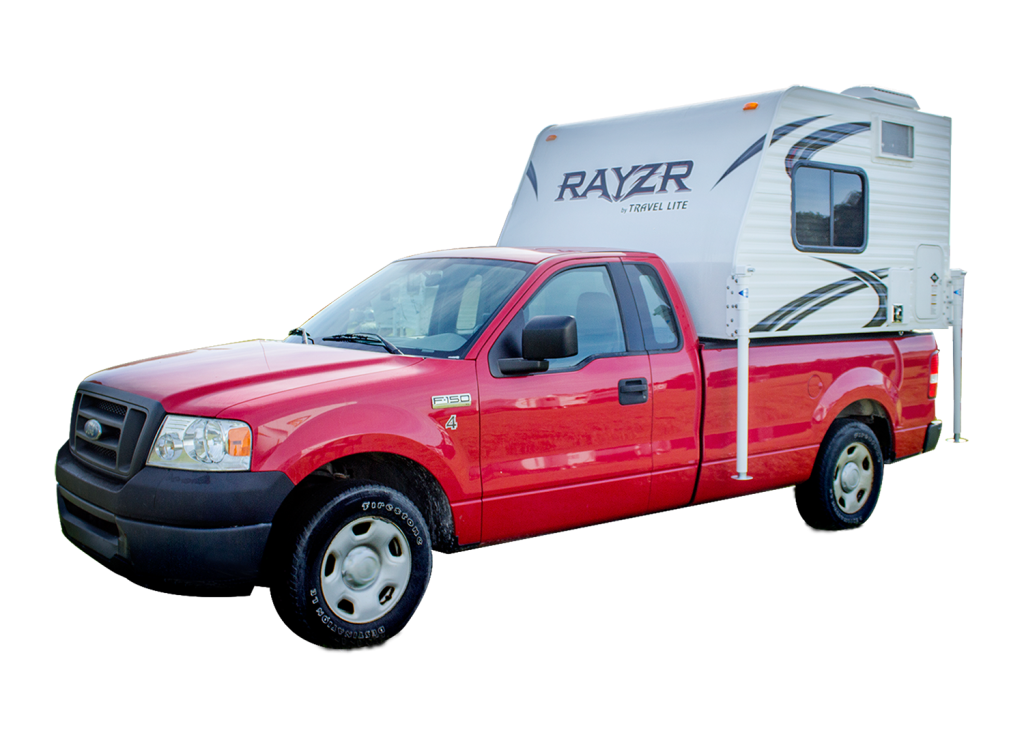 Razyr FB fits 1/2 ton with 5, 6 or 8 ft bed. Truck